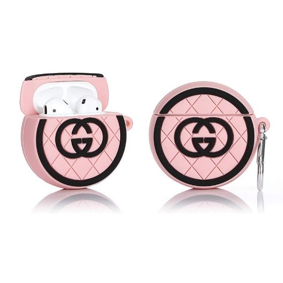 Gucci Accessories Custom Pink Airpod Case Poshmark